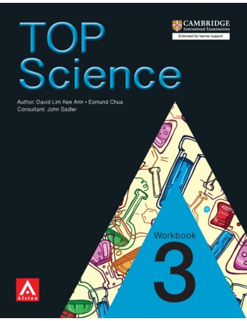 TOP Science Workbook 3