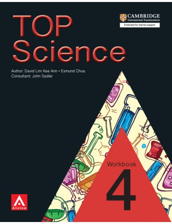 TOP Science Workbook 4