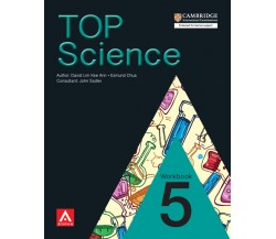 TOP Science Workbook 5