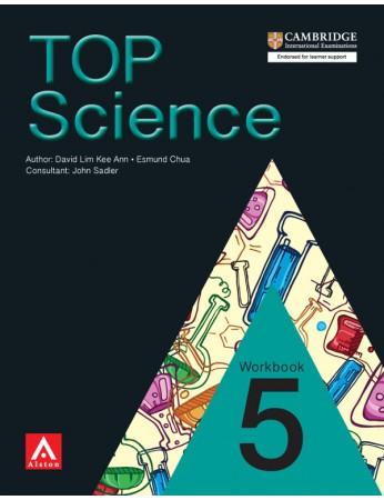 TOP Science Workbook 5