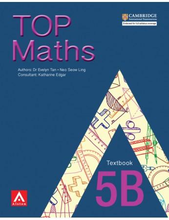 TOP Maths 5B Textbook
