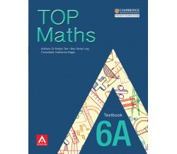 TOP Maths 6A Textbook