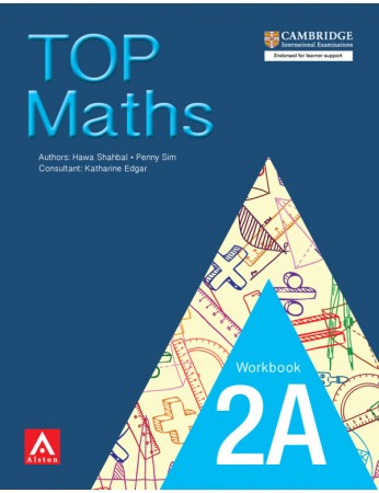 TOP Maths 2A Workbook