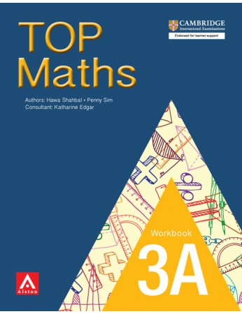 TOP Maths 3A Workbook