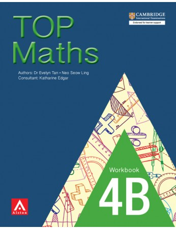 TOP Maths 4B Workbook