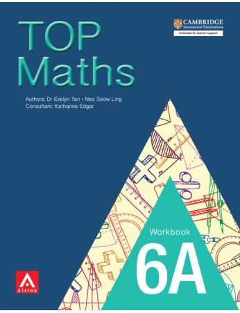 TOP Maths 6A Workbook