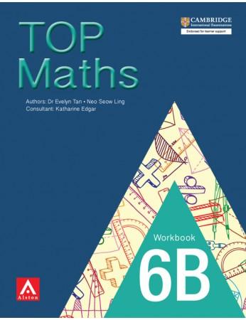TOP Maths 6B Workbook