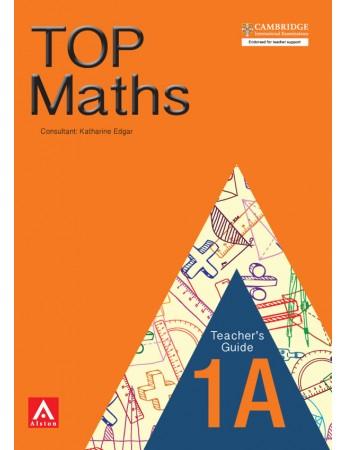 TOP Maths 1A Teacher's Guide