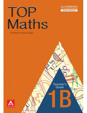 TOP Maths 1B Teacher's Guide