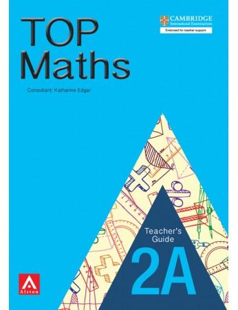 TOP Maths 2A Teacher's Guide