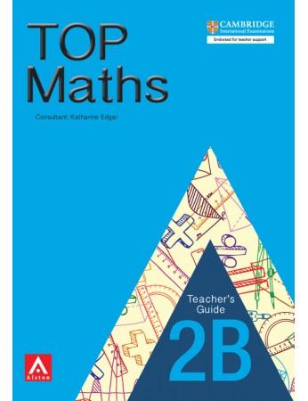 TOP Maths 2B Teacher's Guide