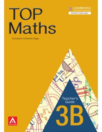 TOP Maths 3B Teacher's Guide
