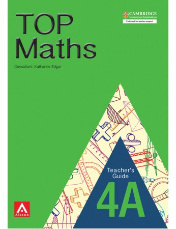 TOP Maths 4A Teacher's Guide