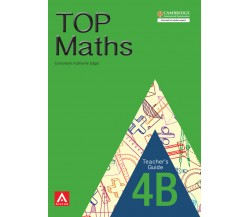 TOP Maths 4B Teacher's Guide