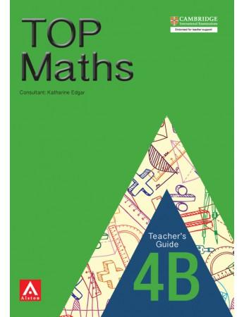 TOP Maths 4B Teacher's Guide