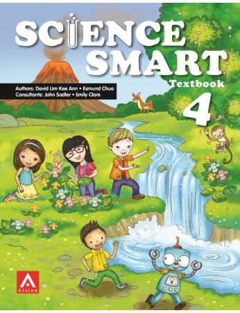 Science SMART 4 Textbook