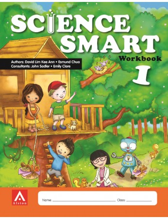 Science SMART 1 Workbook