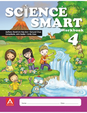 Science SMART 4 Workbook