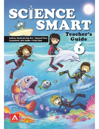 Science SMART 6 Teacher's Guide