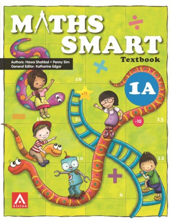 Maths SMART 1A Textbook