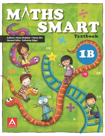 Maths SMART 1B Textbook