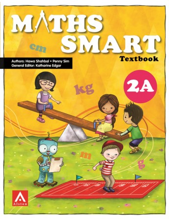 Maths SMART 2A Textbook