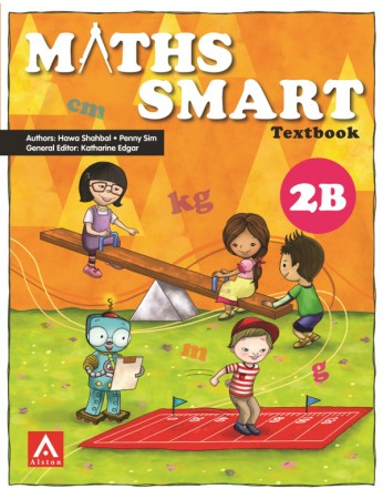 Maths SMART 2B Textbook