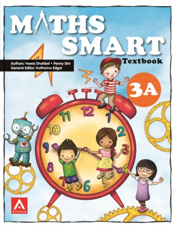 Maths SMART 3A Textbook