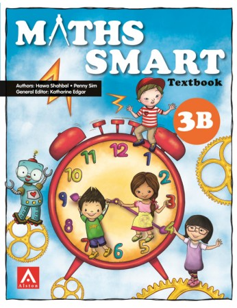 Maths SMART 3B Textbook