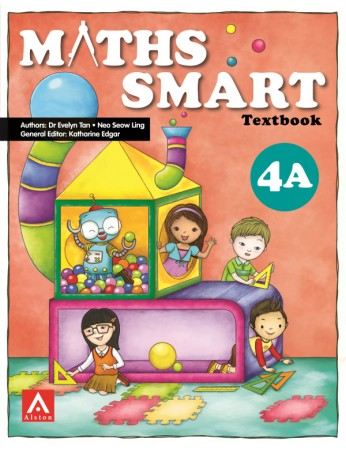 Maths SMART 4A Textbook