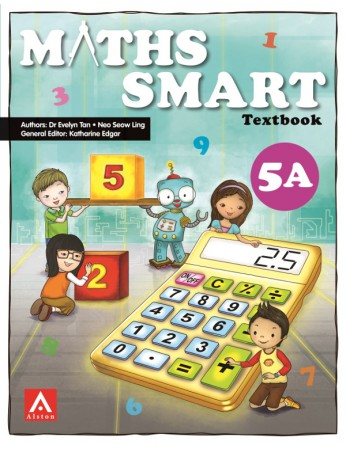 Maths SMART 5A Textbook