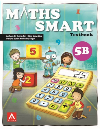 Maths SMART 5B Textbook