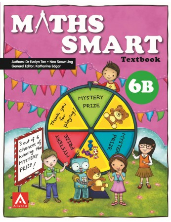 Maths SMART 6B Textbook