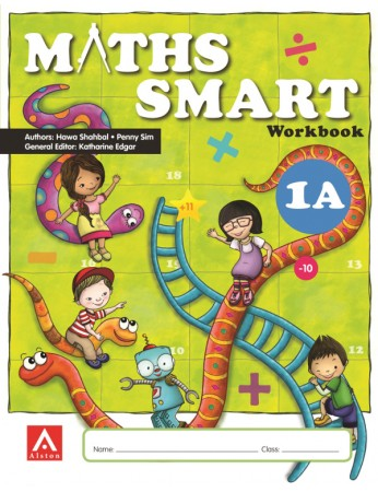 Maths SMART 1A Workbook