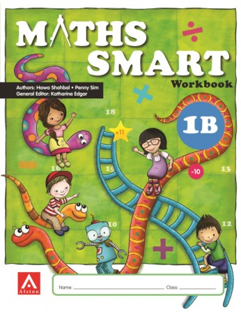 Maths SMART 1B Workbook