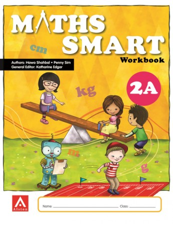Maths SMART 2A Workbook