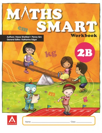 Maths SMART 2B Workbook