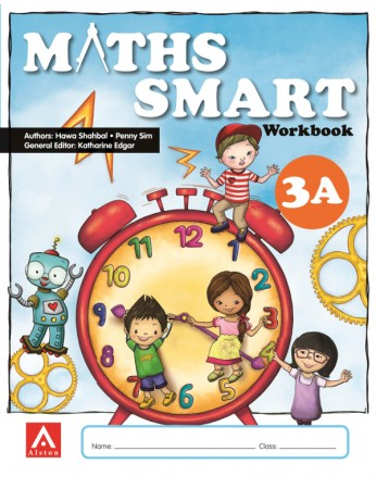 Maths SMART 3A Workbook
