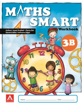 Maths SMART 3B Workbook