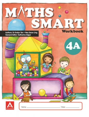 Maths SMART 4A Workbook