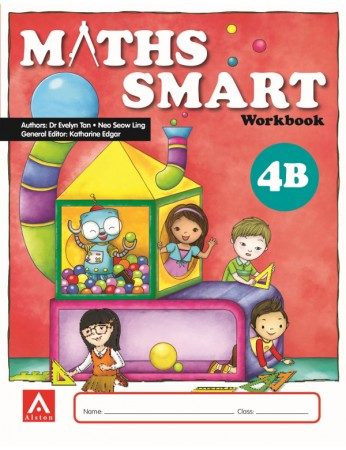 Maths SMART 4B Workbook