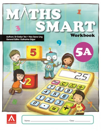 Maths SMART 5A Workbook