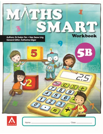 Maths SMART 5B Workbook
