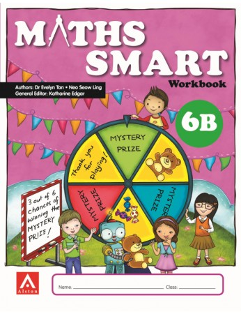 Maths SMART 6B Workbook