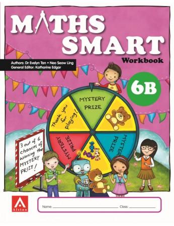Maths SMART 6B Workbook