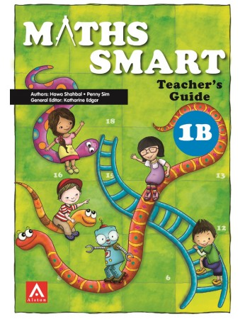 Maths SMART 1B Teacher's Guide