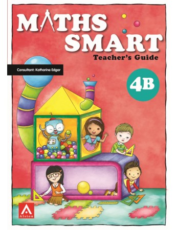 Maths SMART 4B Teacher's Guide