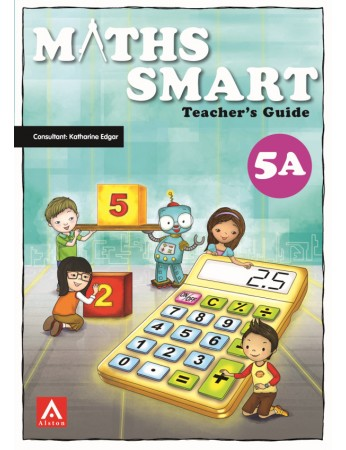 Maths SMART 5A Teacher's Guide