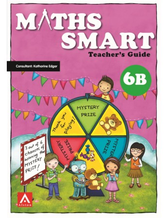 Maths SMART 6B Teacher's Guide