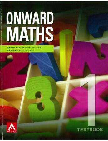 ONWARDS MATHS 1 Textbook
